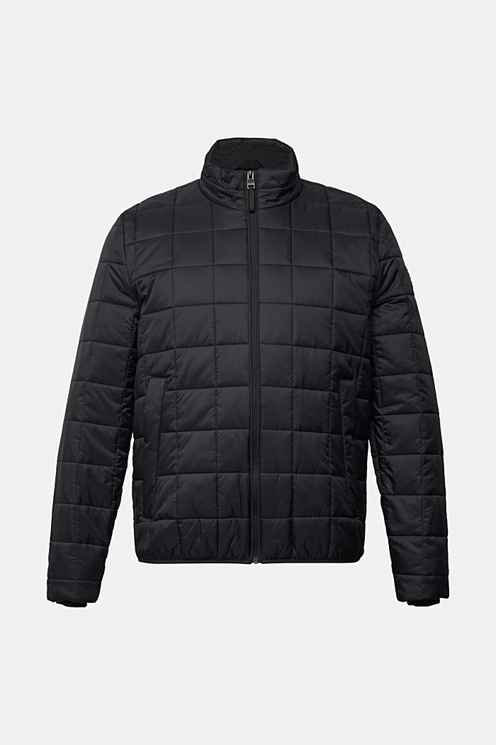 Quilted jacket with 3M™ Thinsulate™ filling, BLACK, detail image number 7