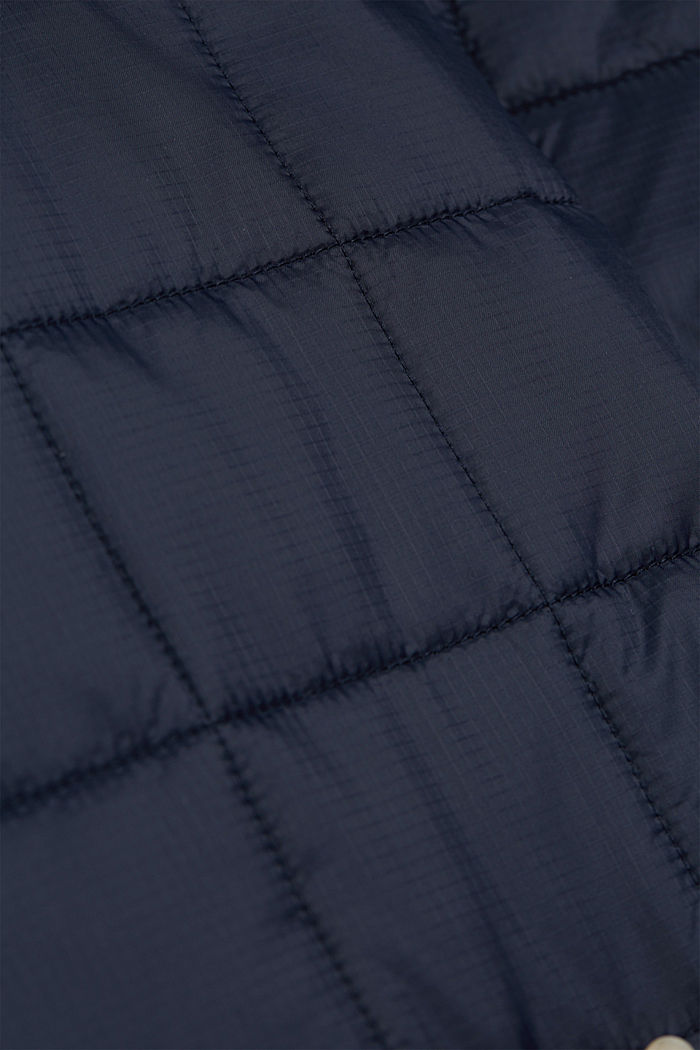 Steppjacke mit 3M™ Thinsulate™-Füllung, DARK BLUE, detail image number 5