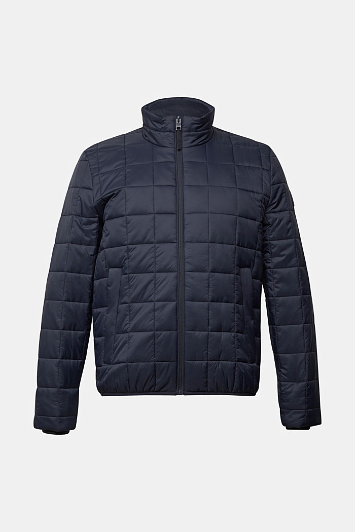 Steppjacke mit 3M™ Thinsulate™-Füllung, DARK BLUE, overview