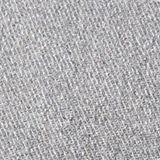 Gerecycled: mantel van een wolmix met wattering, GREY, swatch