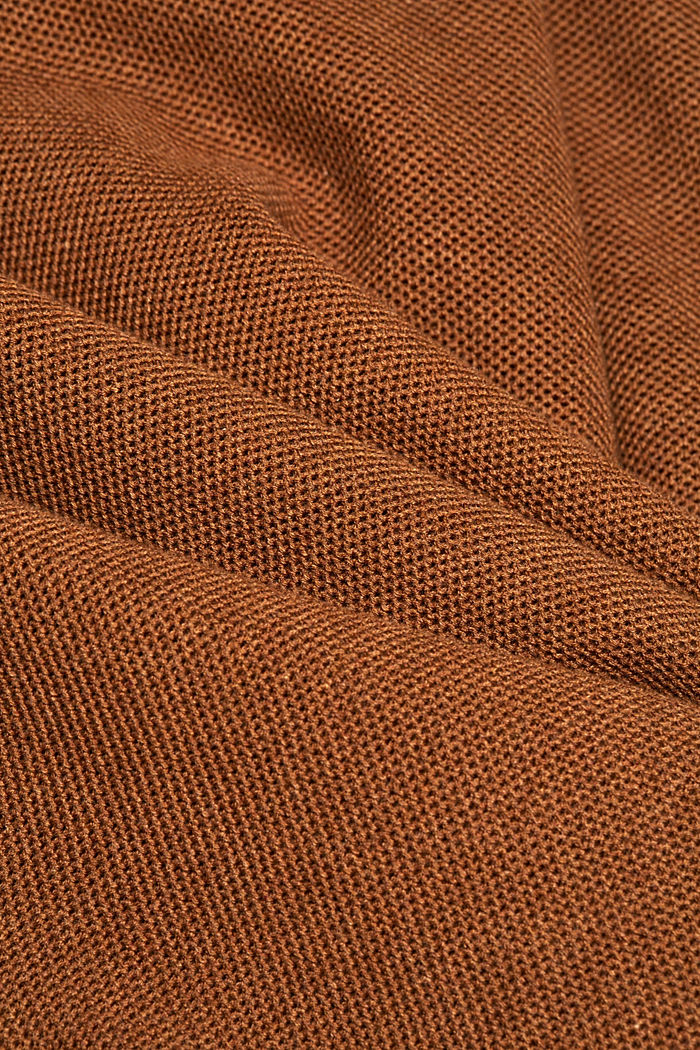 Jumper made of 100% organic cotton, CAMEL, detail image number 3