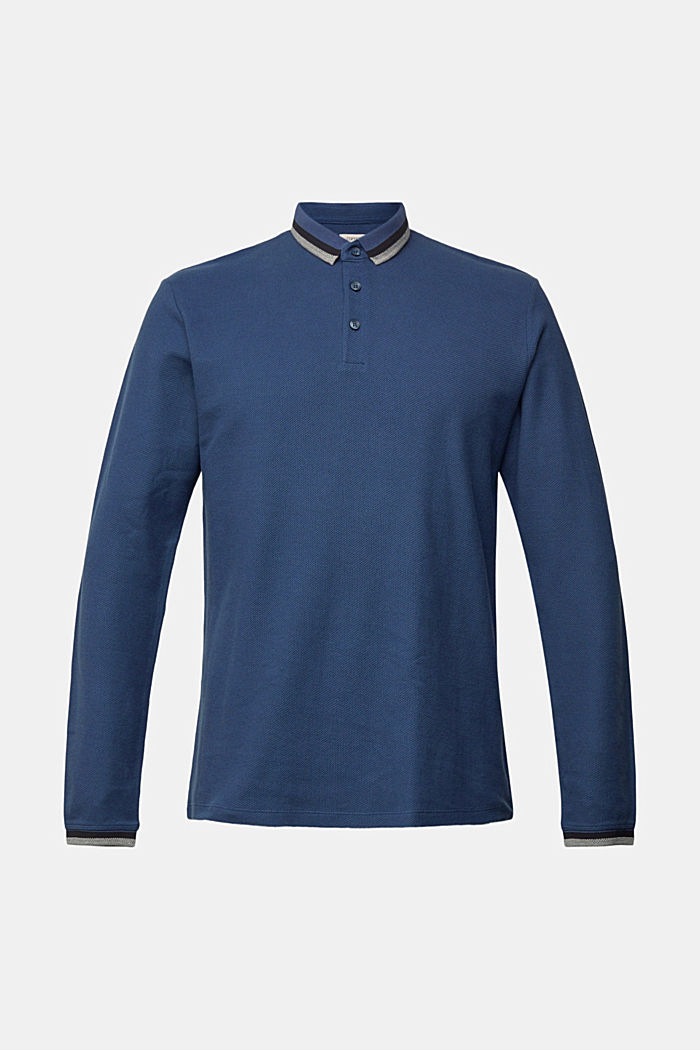 Polo shirt made of 100% organic cotton