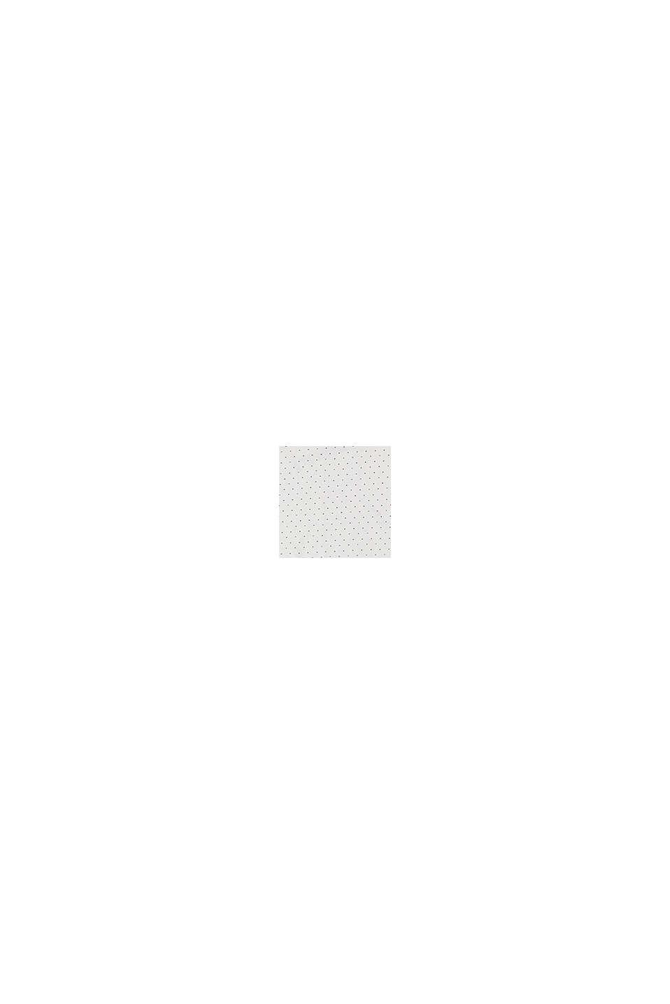 Kaulus-T-paita 100 % luomupuuvillaa, WHITE, swatch