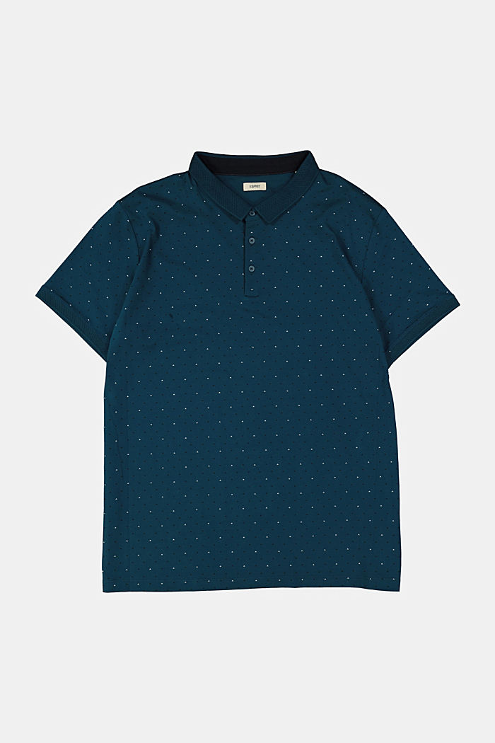 Polo-Shirt aus 100% Organic Cotton