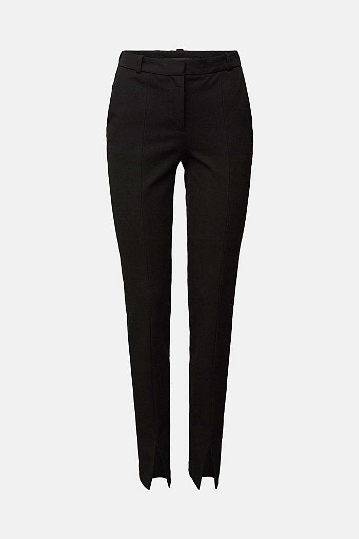 Jersey trousers with LENZING™ ECOVERO™