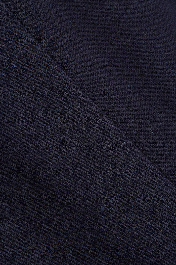 Jersey-Hose mit LENZING™ ECOVERO™, NAVY, detail image number 4