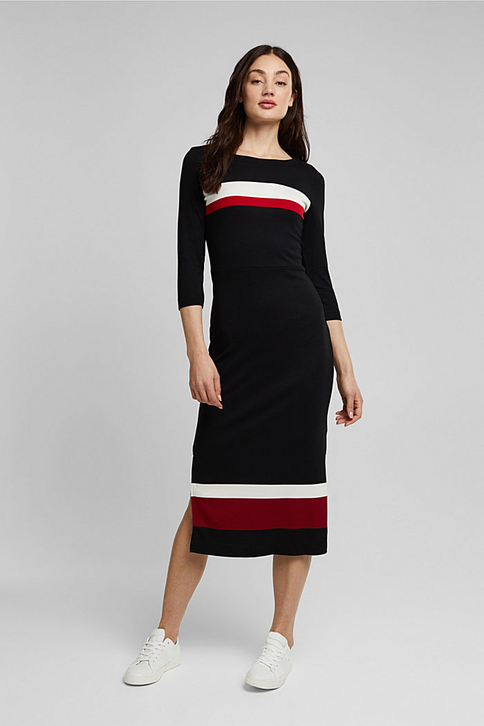Jersey dress with LENZING™ ECOVERO™