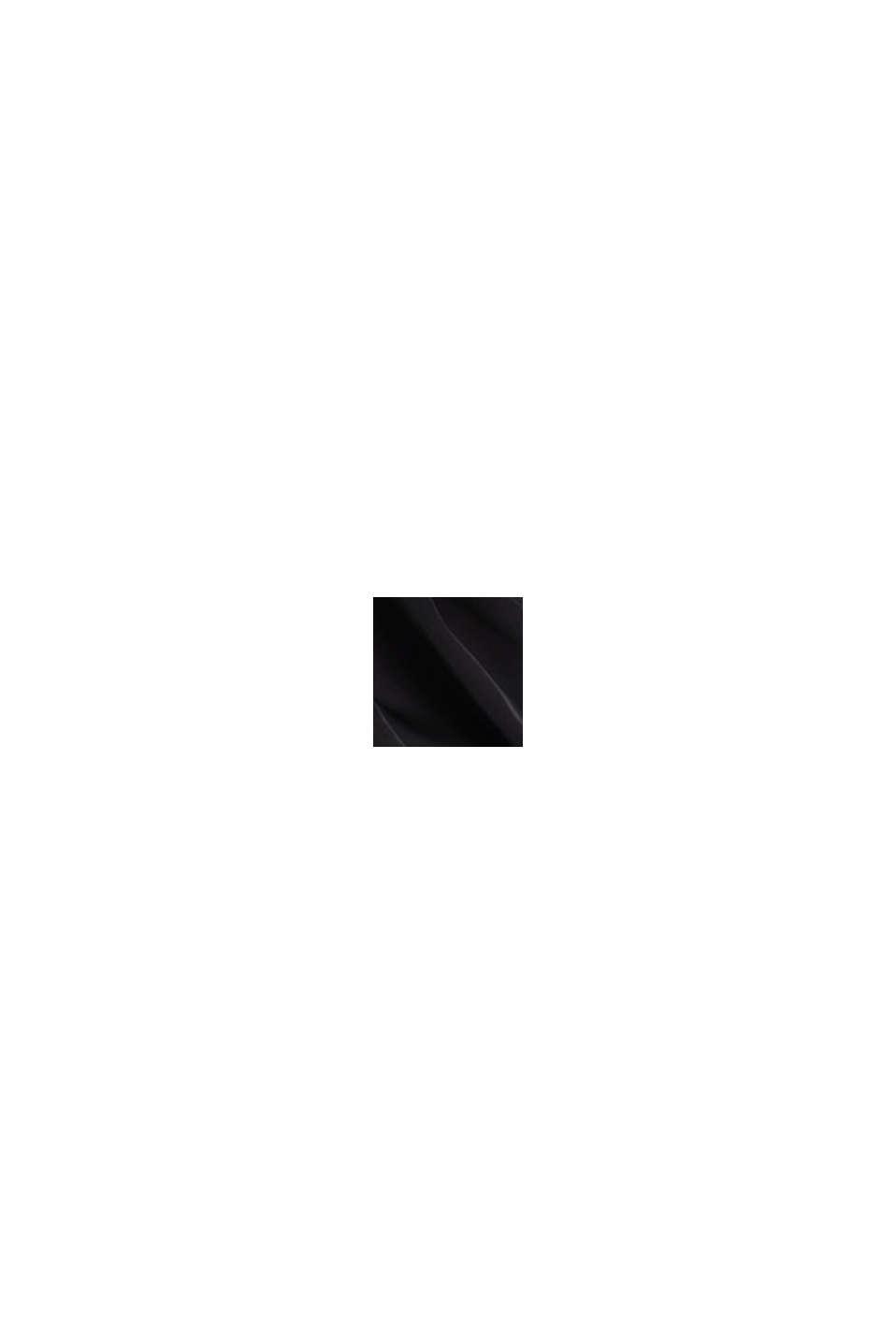SATIN Mix + Match żakiet, BLACK, swatch