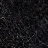 À teneur en laine/alpaga: le pull-over à encolure bateau, BLACK, swatch