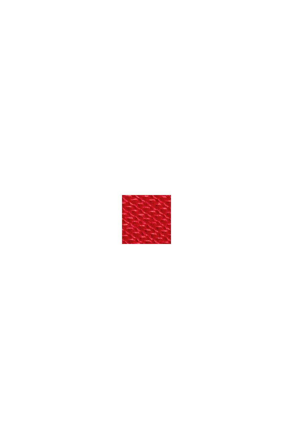 Longsleeve met vleermuismouwen, RED, swatch
