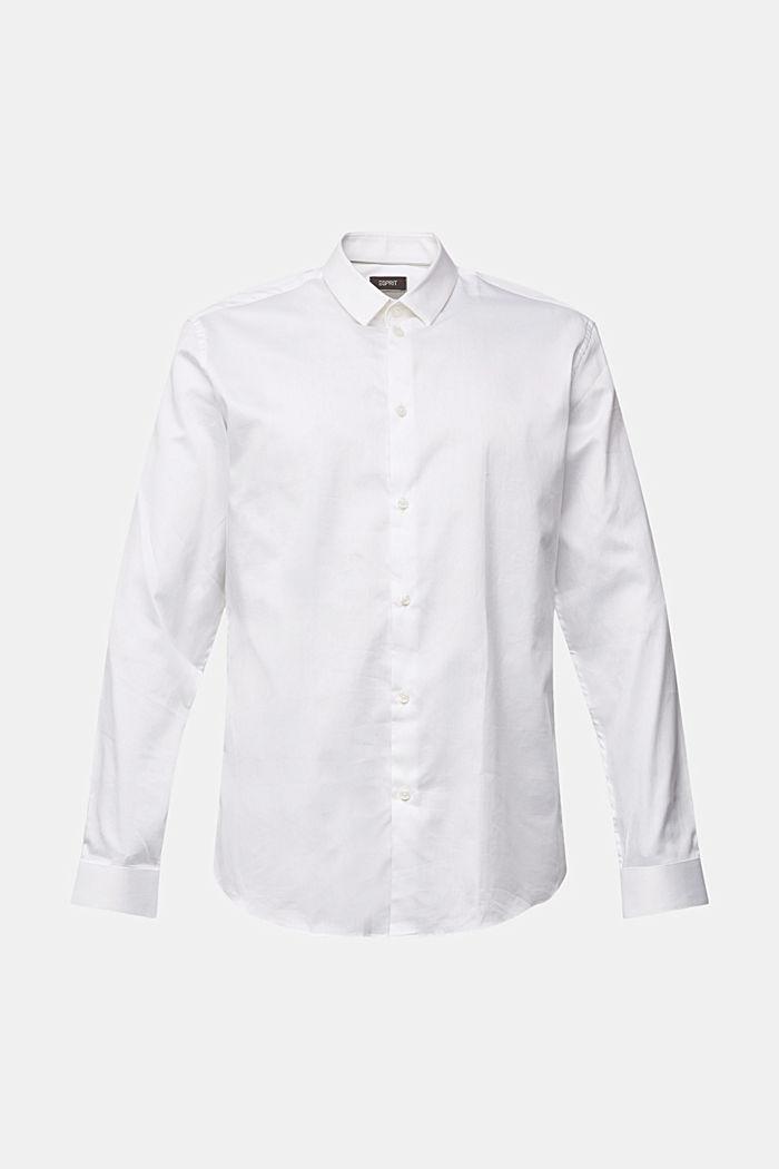 Popeline-Hemd aus 100% Organic Cotton