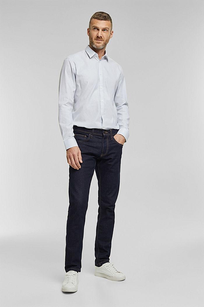 Shirt made of 100% organic cotton, WHITE, detail image number 5