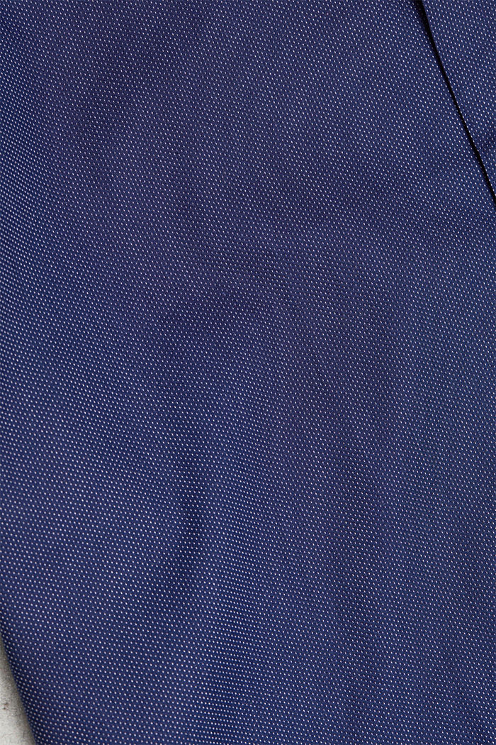Shirt made of 100% organic cotton, NAVY, detail image number 4