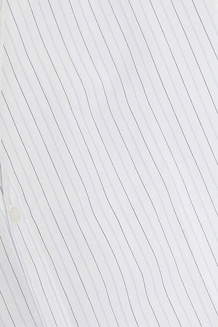 Shirt made of 100% organic cotton, WHITE, detail image number 4