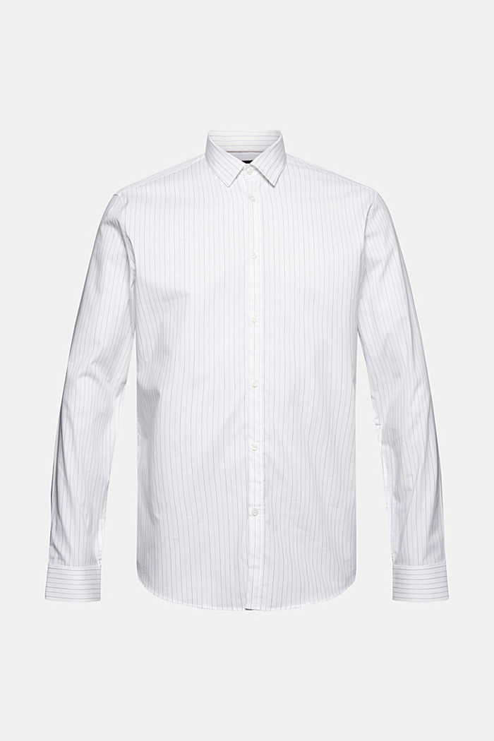 Shirt made of 100% organic cotton, WHITE, detail image number 5