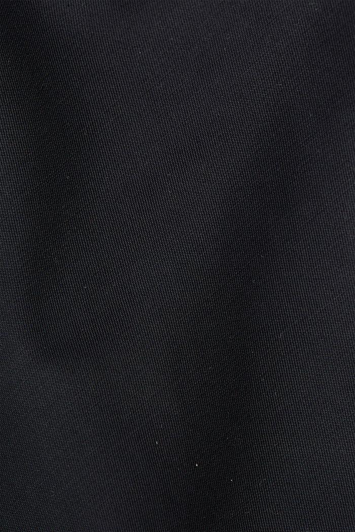 Outdoor jacket, BLACK, detail image number 5