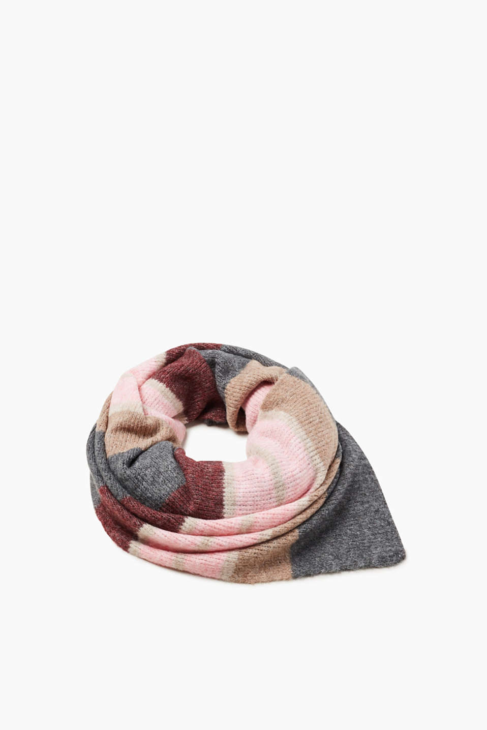 edc - XL soft knitted scarf