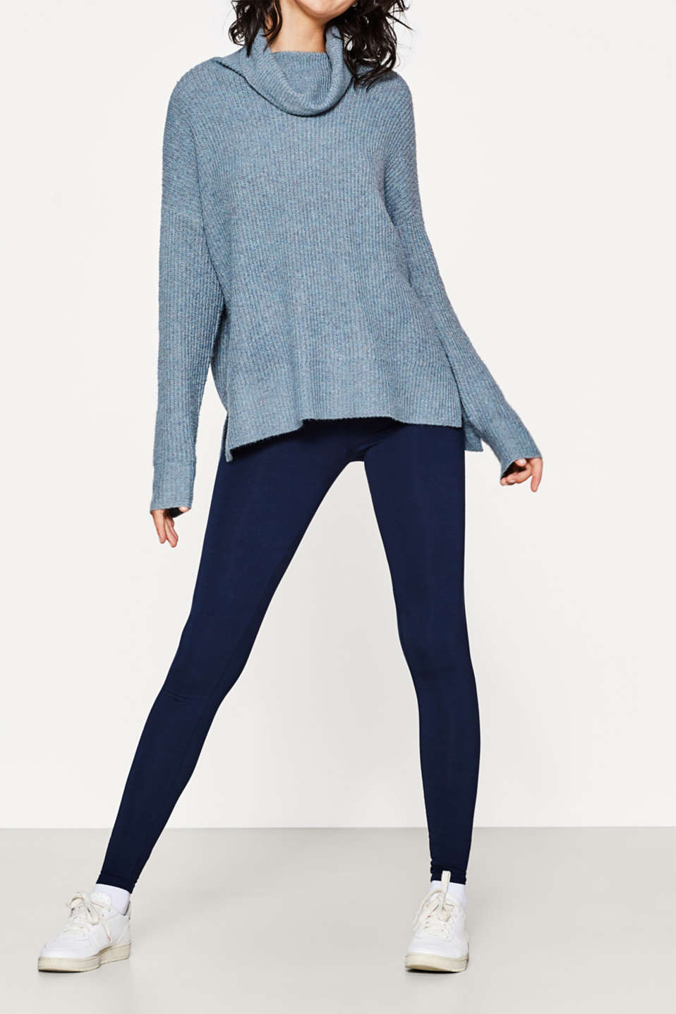 edc - Stretch legging in organic cotton