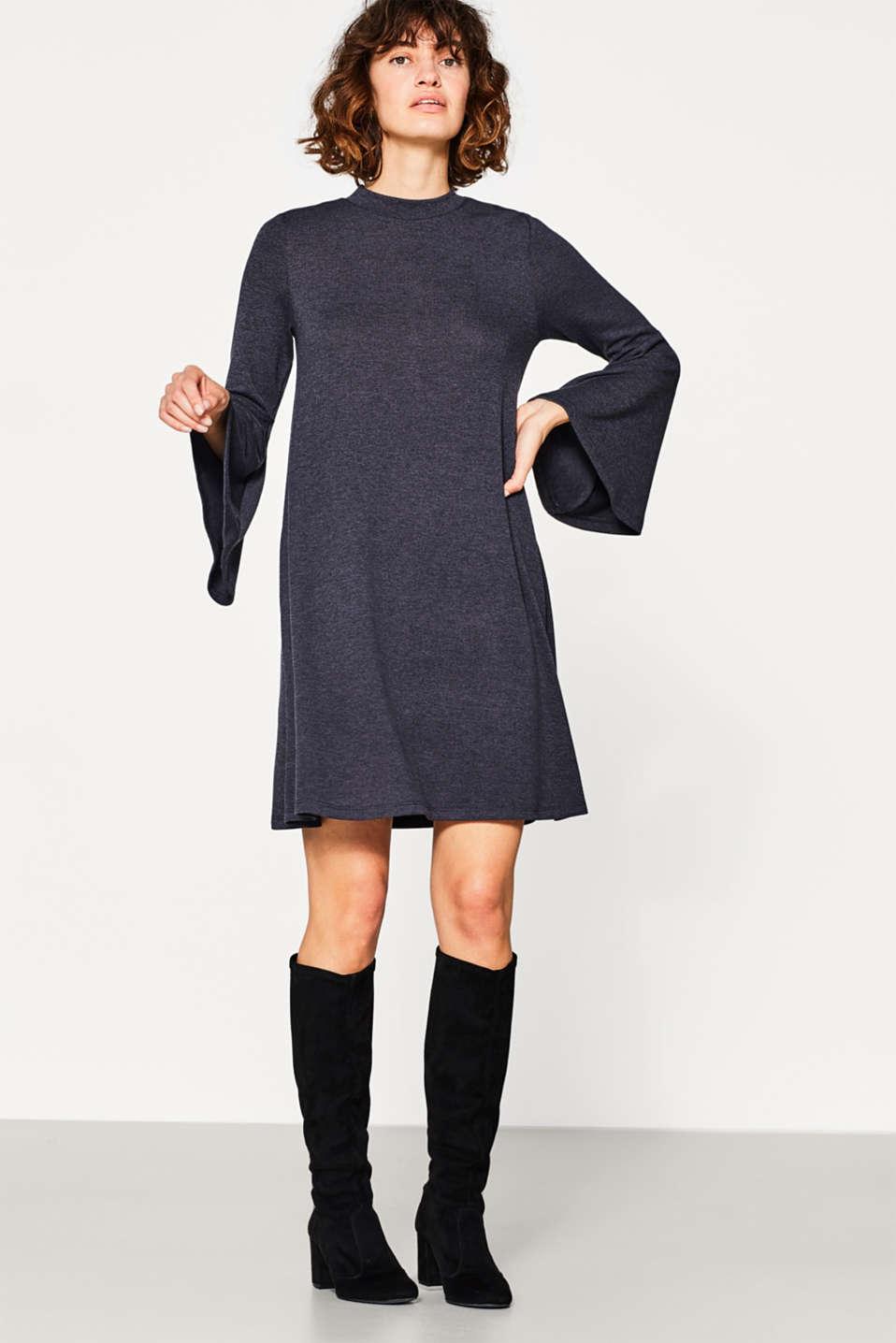 edc  jerseystretchkleid in alinie im online shop kaufen