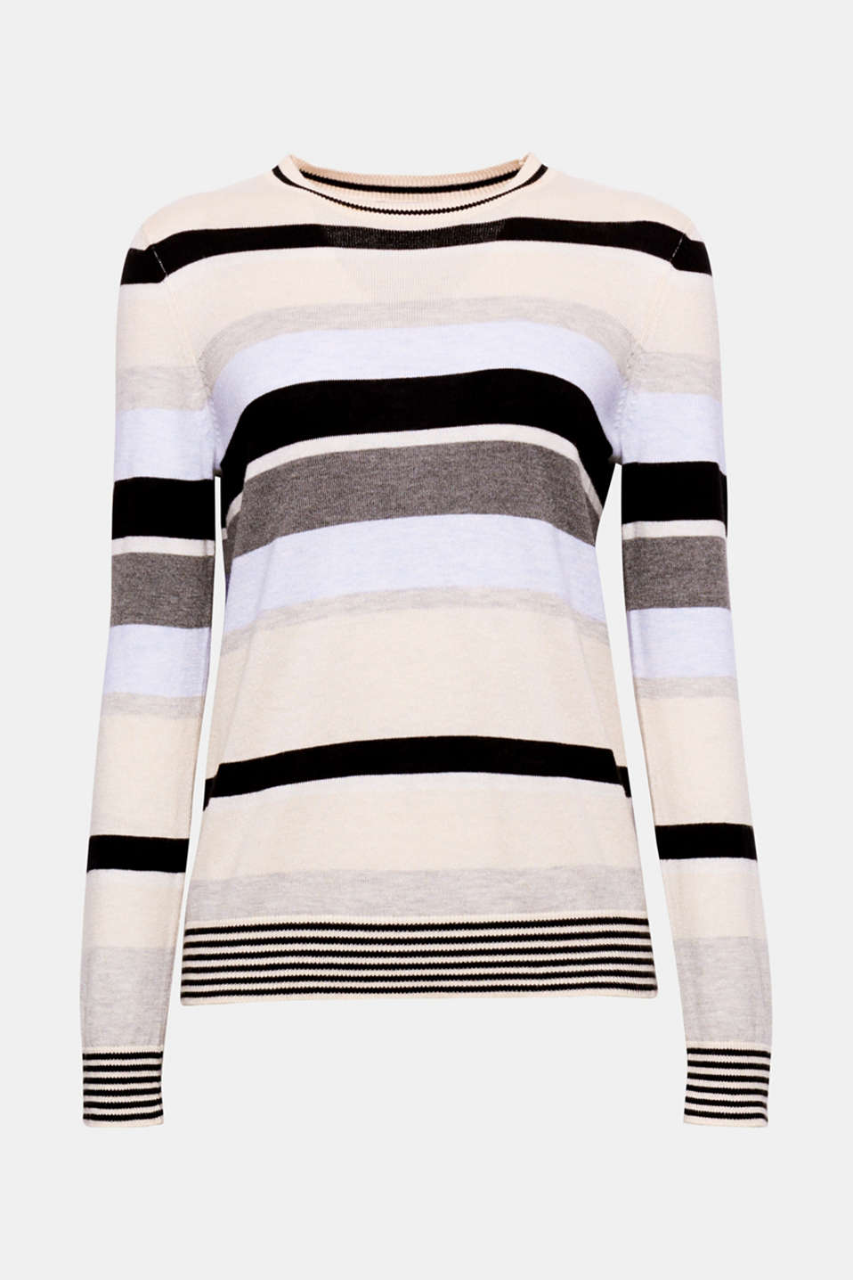 The new stripes are oh-so-stylish: plated and with cool colour blocking to create a new look!