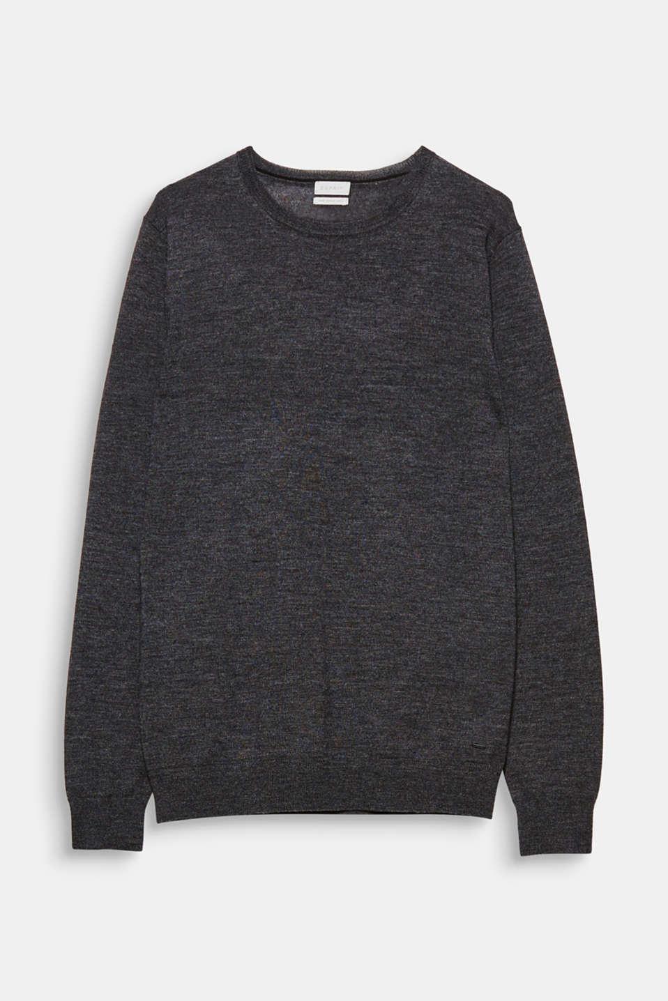 Esprit pull over en fine maille 100 laine acheter - Acheter laine xxl ...