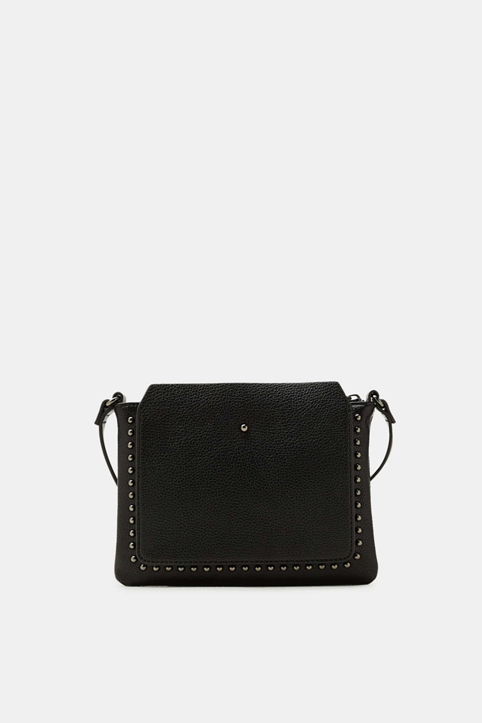 edc - Shoulder bag with stud embellishments