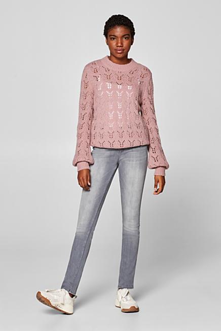 3d88d60253a2 Esprit  Slim-Jeans für Damen im Online Shop kaufen   ESPRIT