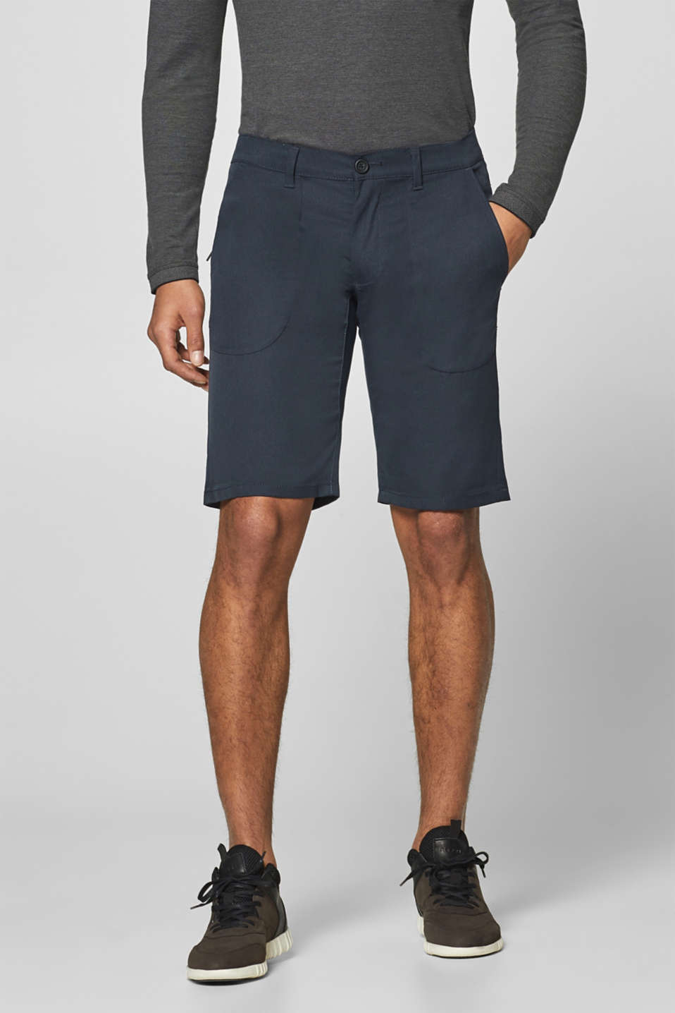 edc - Shorts with super stretch comfort