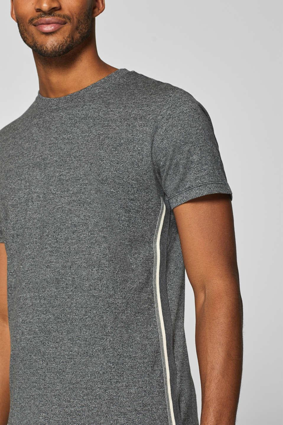 T-Shirts, BLACK, detail image number 1