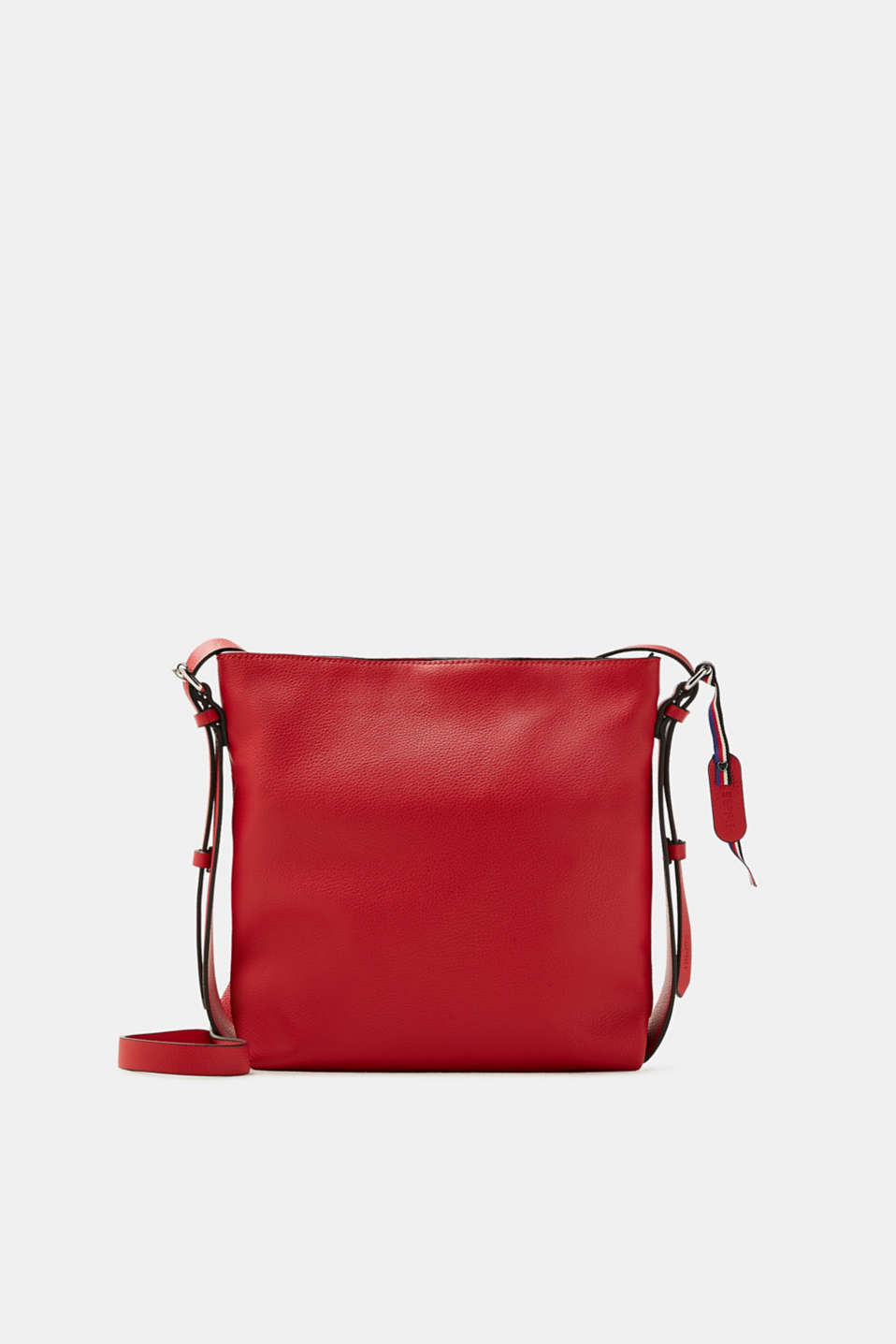 Esprit - Sleek faux leather shoulder bag