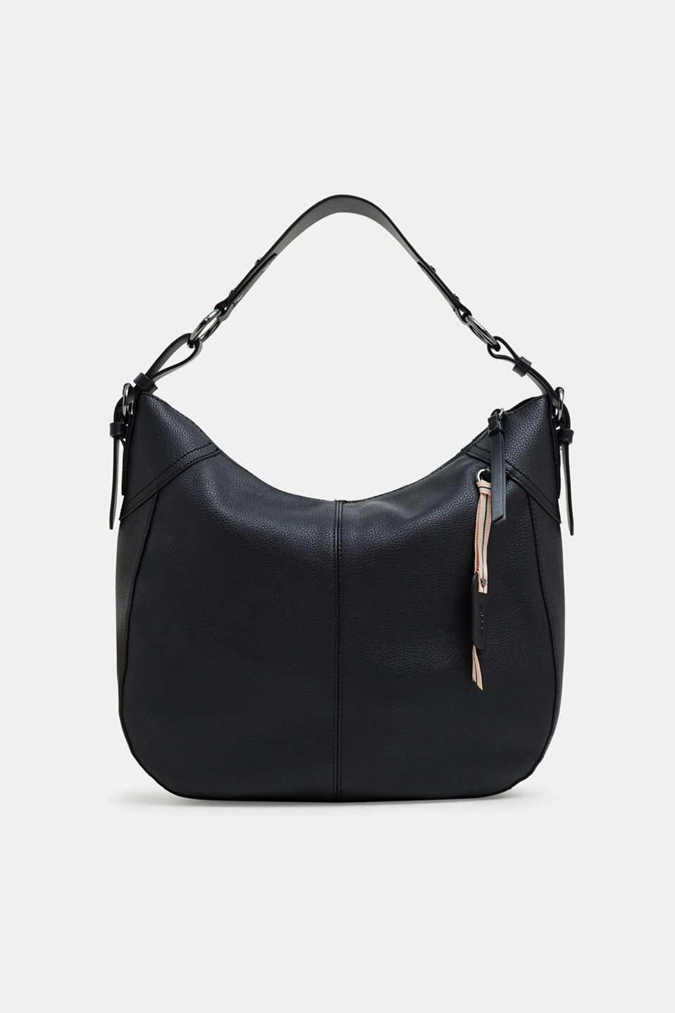 9da0a59bc988 Esprit - Faux leather hobo bag at our Online Shop