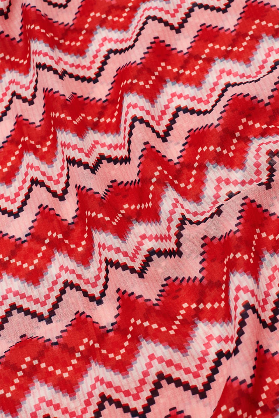 Shawls/Scarves, RED, detail image number 2