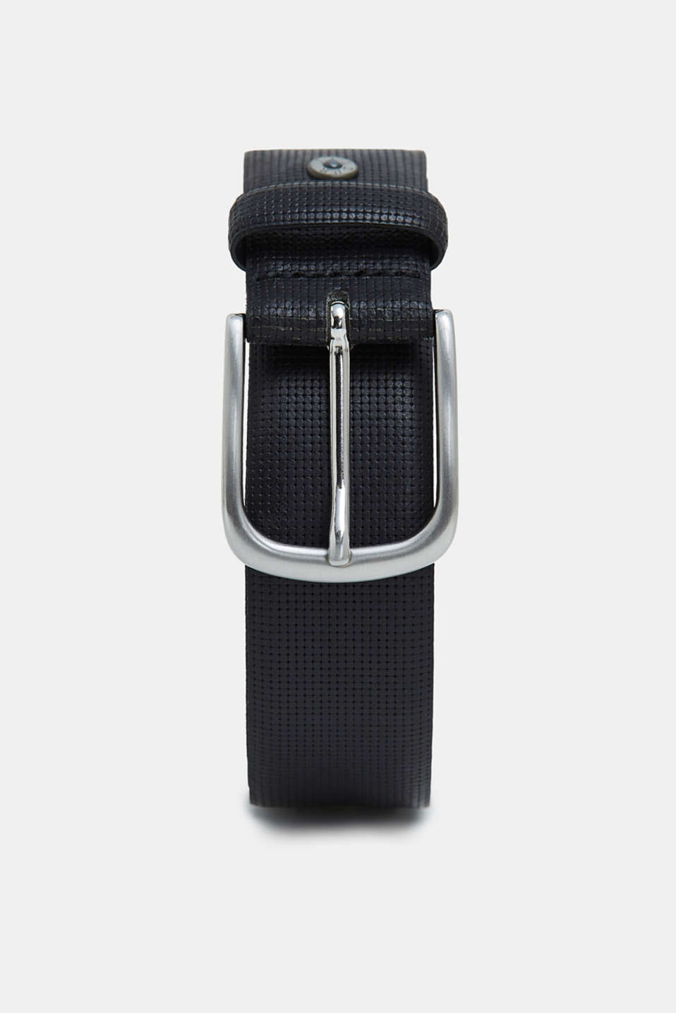 Esprit - Belt made of perforated leather