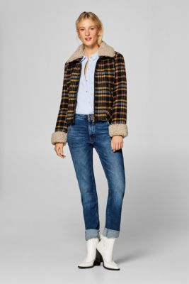 Chambray100Bomuld Shop I Skjortebluse Online Esprit Esprits CQrtshxd