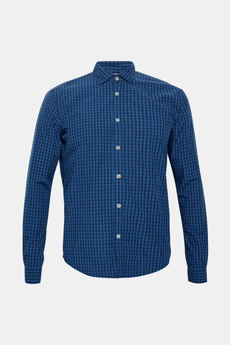 Shirts woven Regular fit, NAVY, detail image number 6
