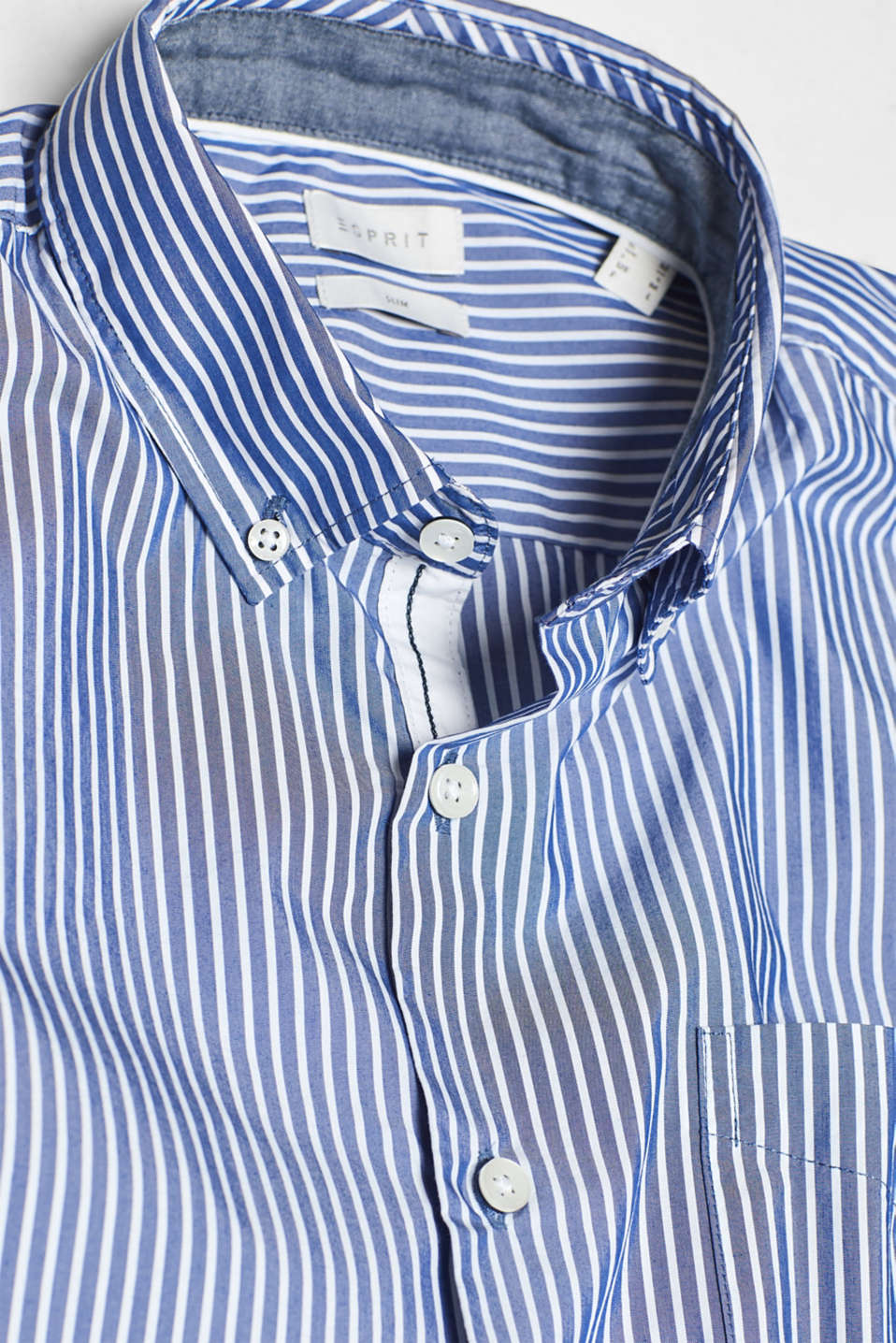 Shirts woven, NAVY, detail image number 4