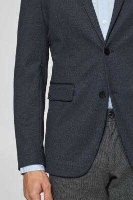 57e56acd40e Esprit - Habitjakke i jersey med print i Esprits Online-Shop