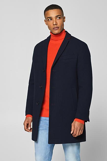 Jacken   Mäntel für Herren im Online Shop kaufen   ESPRIT 7645fd5bde