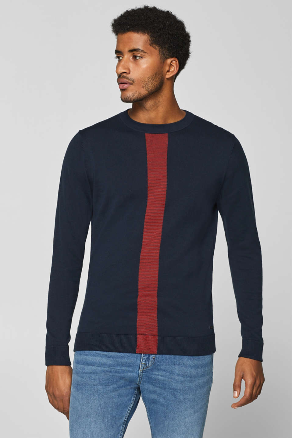 Esprit - Sweater aus 100% Pima Cotton