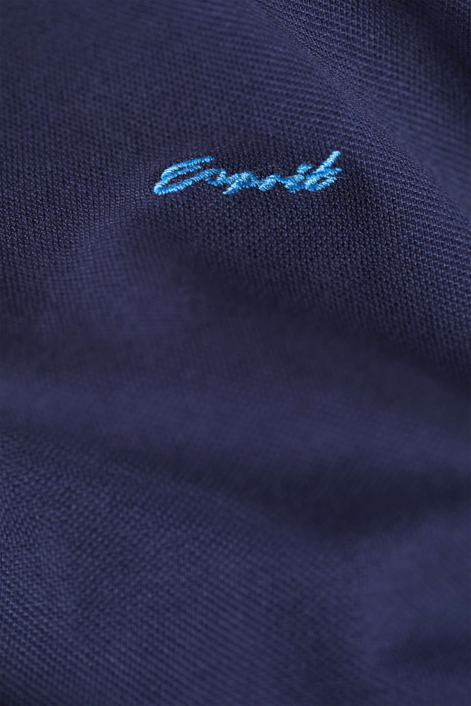 Polo shirts, NAVY, detail image number 4