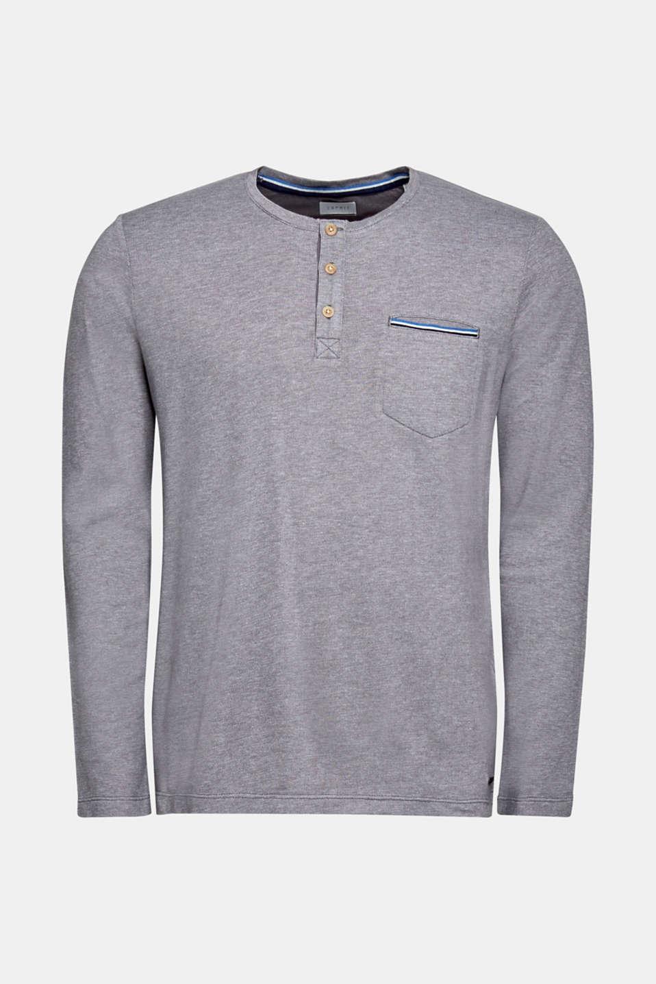 T-Shirts, MEDIUM GREY, detail image number 8