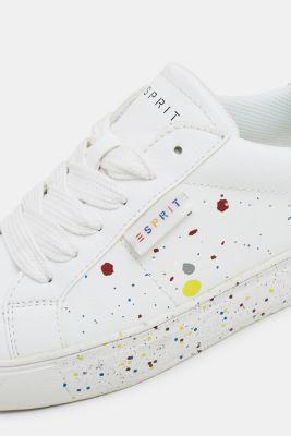 d3d8d3cf7112 Esprit : Sneakers tendance à effet painting à acheter sur la ...