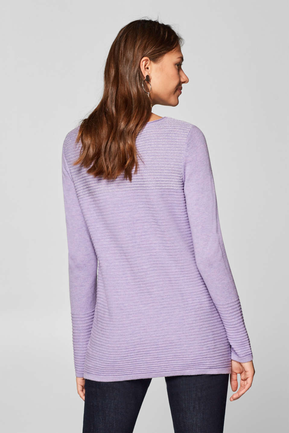 Sweaters, LILAC 5, detail image number 3