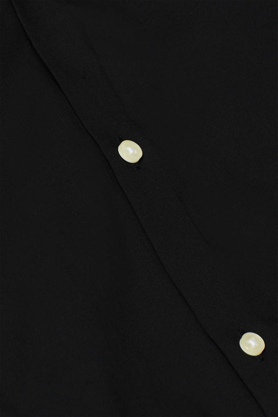 Double pack of business shirts made of stretch cotton, BLACK, detail image number 5