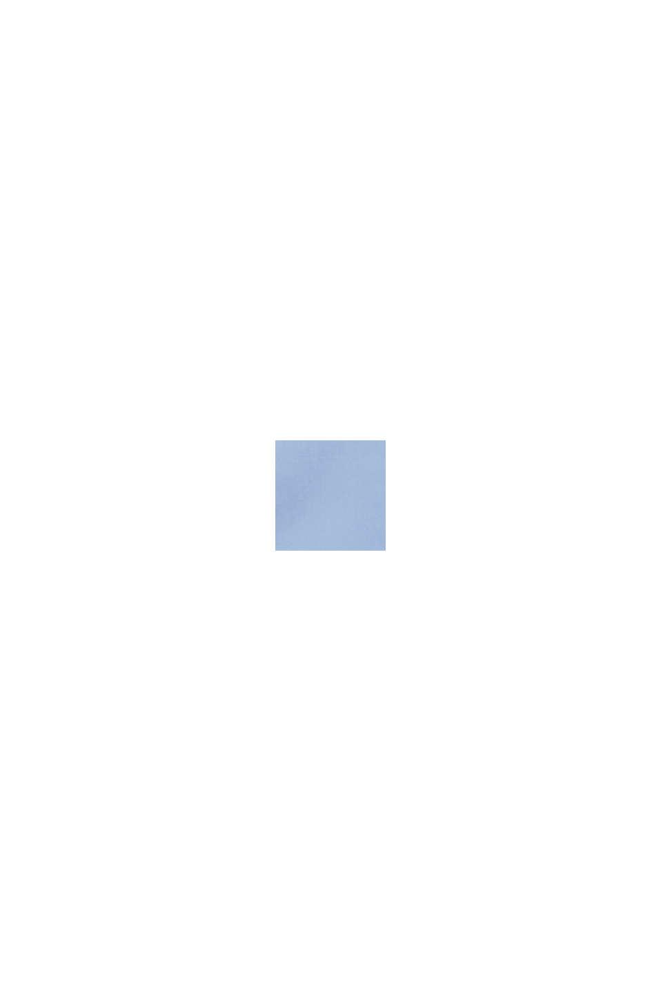 Businesskjortor i bomullsstretch, 2-pack, LIGHT BLUE, swatch