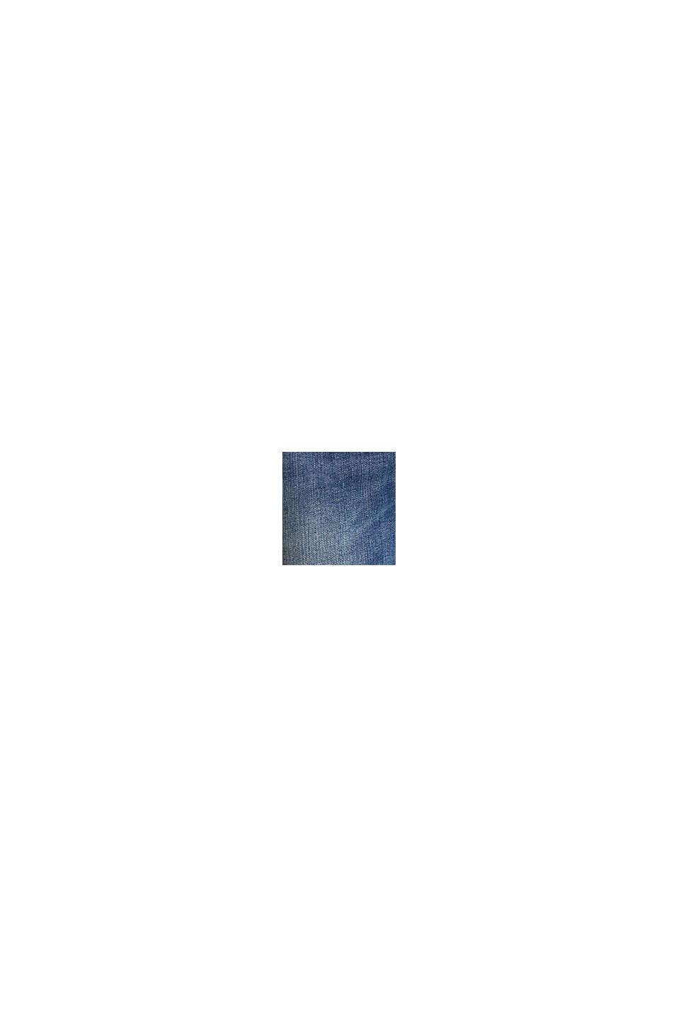 Stretchjeans med washed-effekter, BLUE MEDIUM WASHED, swatch