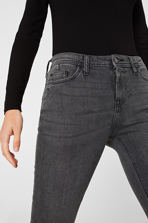 Stretch jeans in a vintage look