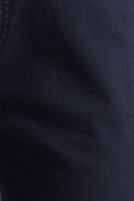 Tracksuit bottoms with an elasticated waistband, NAVY, detail