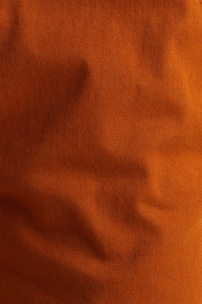 Tracksuit bottoms with an elasticated waistband, CINNAMON, detail image number 4