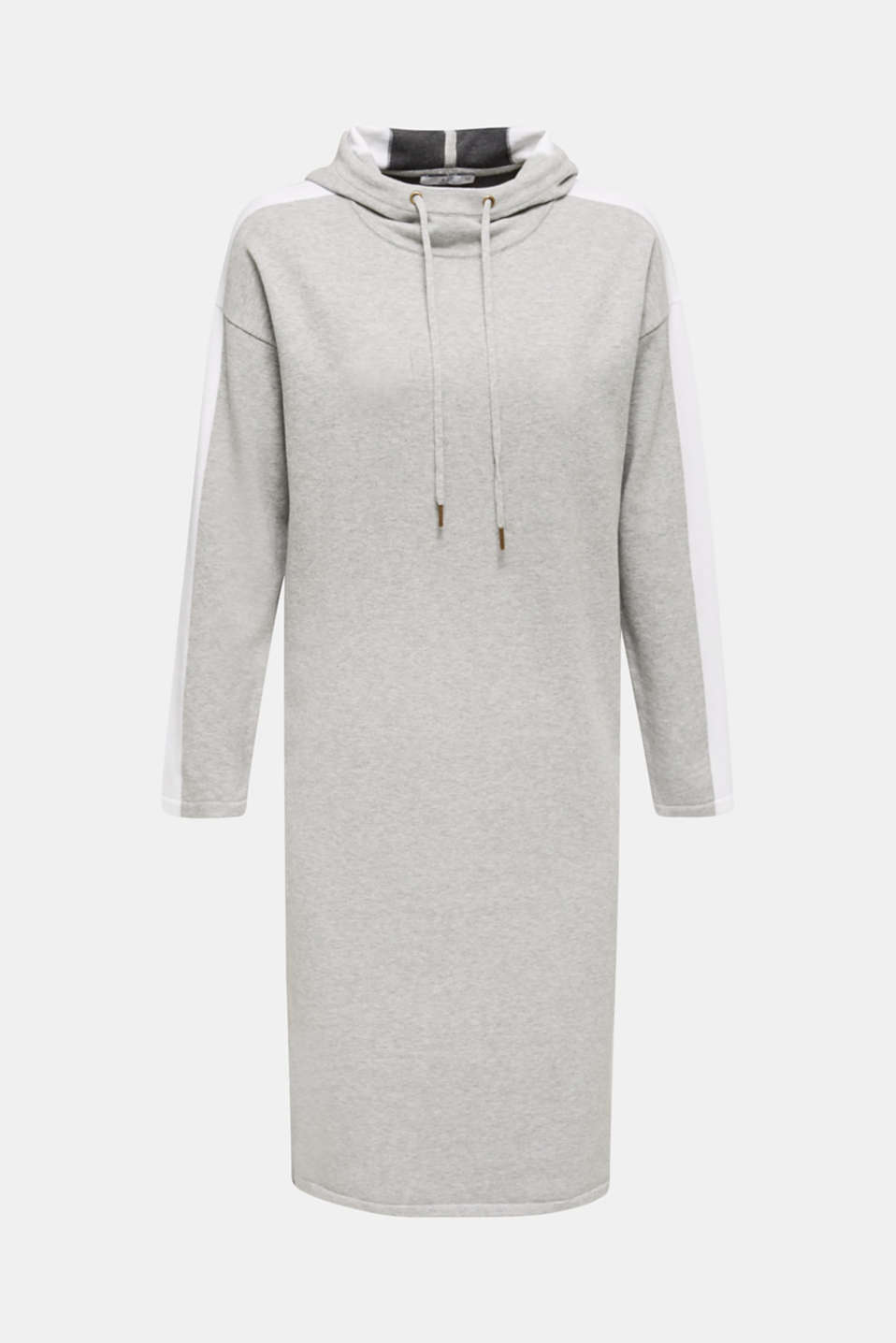 Dresses flat knitted, LIGHT GREY 4, detail image number 6